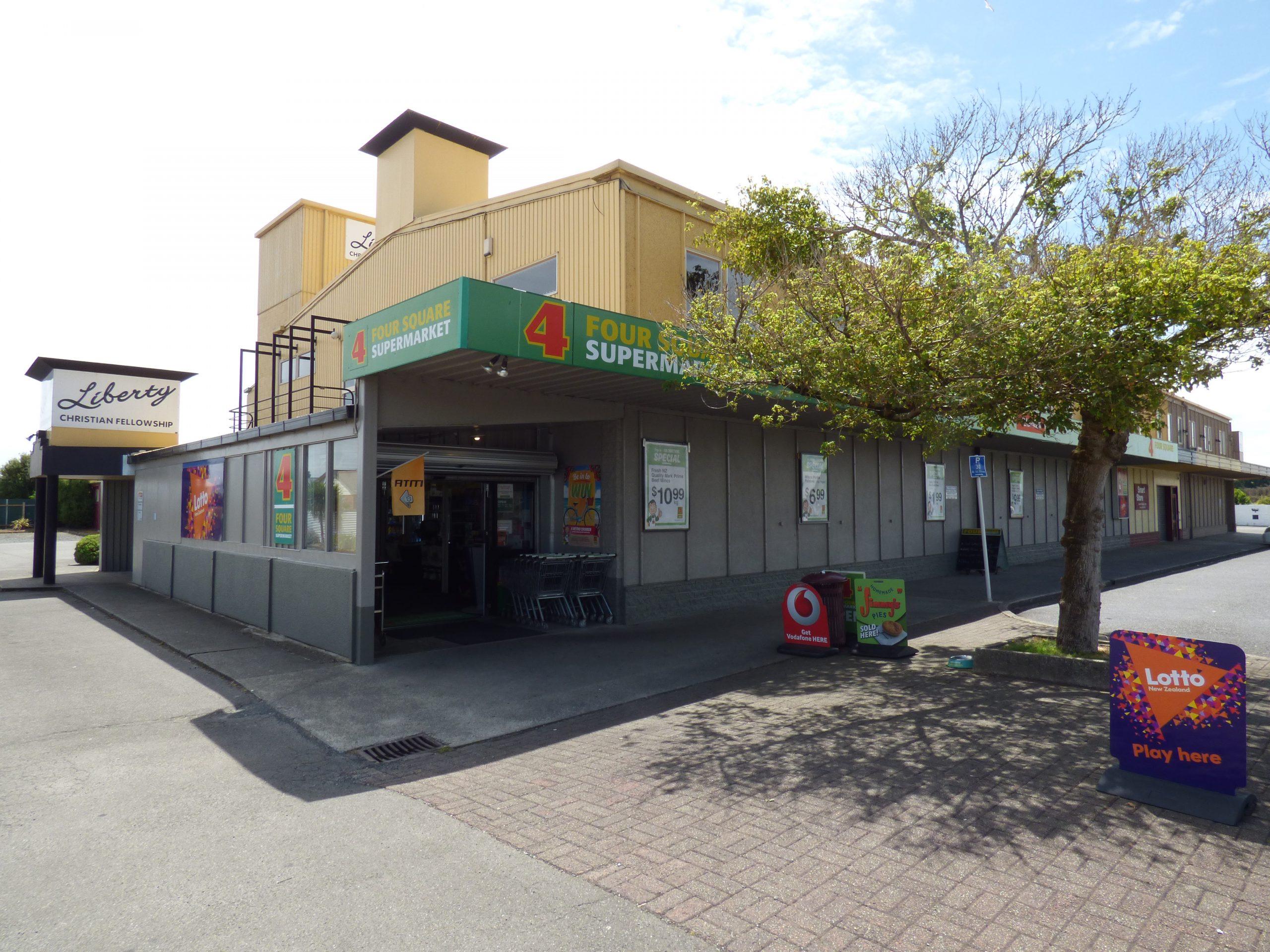 Phoenix Invercargill Four Square Supermarket